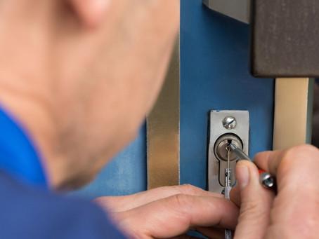 Türöffnung vom Schlüsseldienst in Simmerath
