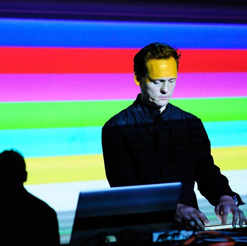 Carsten Nicolai. Photo Dieter Wuschanski