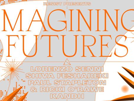 Day Event- free artist talks w/ Lorenzo Senni (Warp)