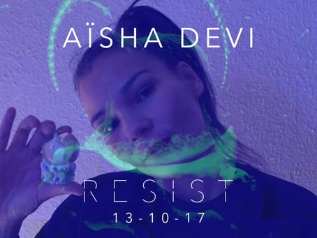 AÏSHA DEVI (live) + Bloom / Kandehha / Celestian