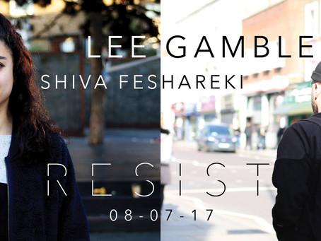 Lee Gamble and Shiva Feshareki + support