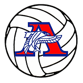 armstrong logo + Volleyball.png