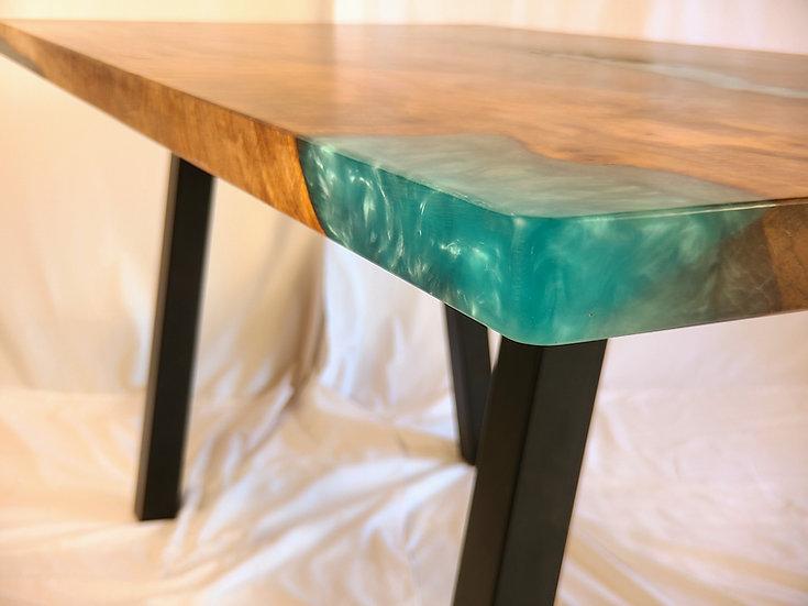 SOLD - Beautiful Bastone Walnut Table