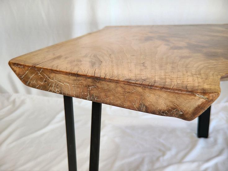 Live Edge Bastone Walnut Coffee Table