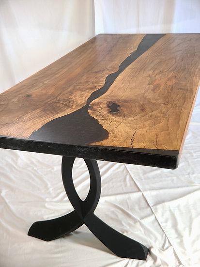 Bastone Walnut Dining Table