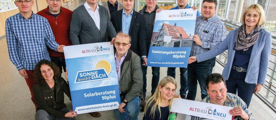 Zuschuss für ALTBAUNEU-Energieberatung bis März 2020 verlängert