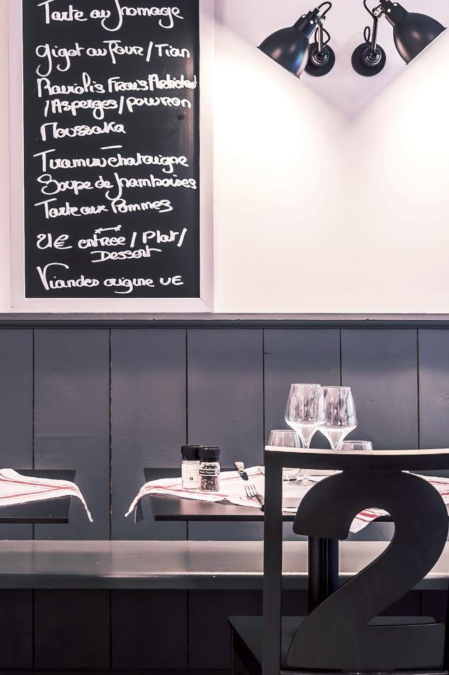 CAFE DE BALME - RESTAURANT
