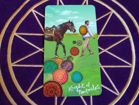 Tcotd - Knight of Pentacles