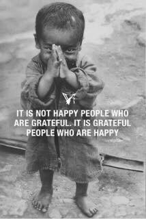 An attitude of gratitude 🙏🏻
