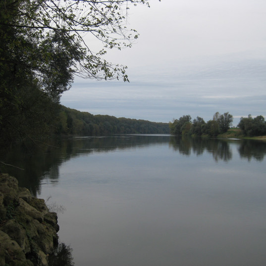 The Garonne