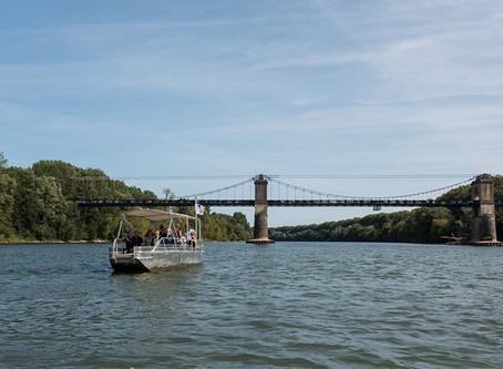 La navigation sur la Garonne