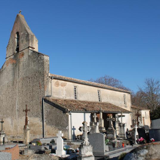 Kerk in Lamarque
