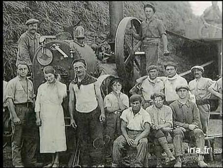 L'immigration au début du 20e siècle