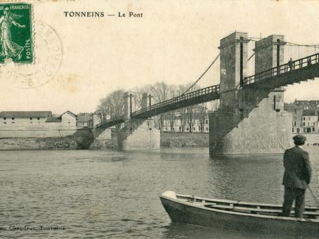 Les secrets du pont de Tonneins