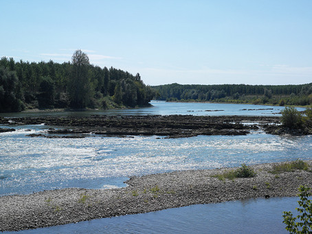 Les roches de Reculay à Tonneins