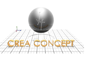 Logo Créa Concept