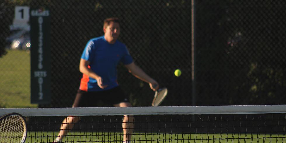 Tennis Fit - Mondays (bookings req'd)