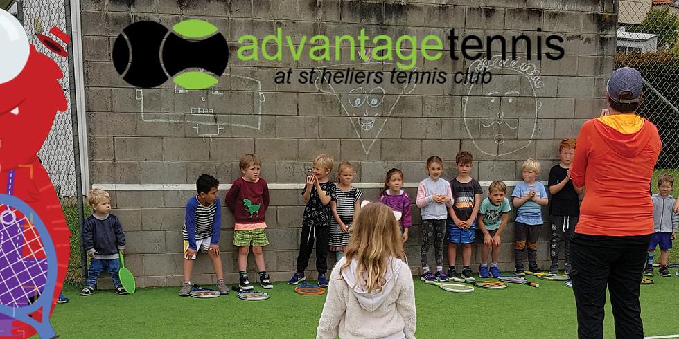 APRIL SCHOOL HOLS tennis clinic (Tues 14-Fri 17 April)