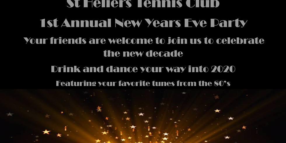 Ist annual new years eve party