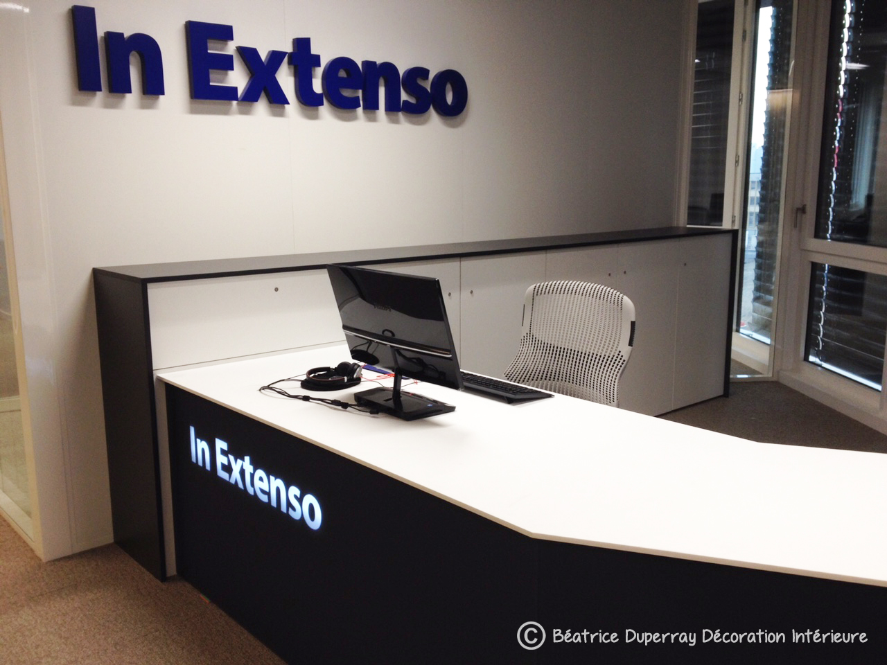 IN EXTENSO CONFLUENCE-BANQUE ACCUEIL