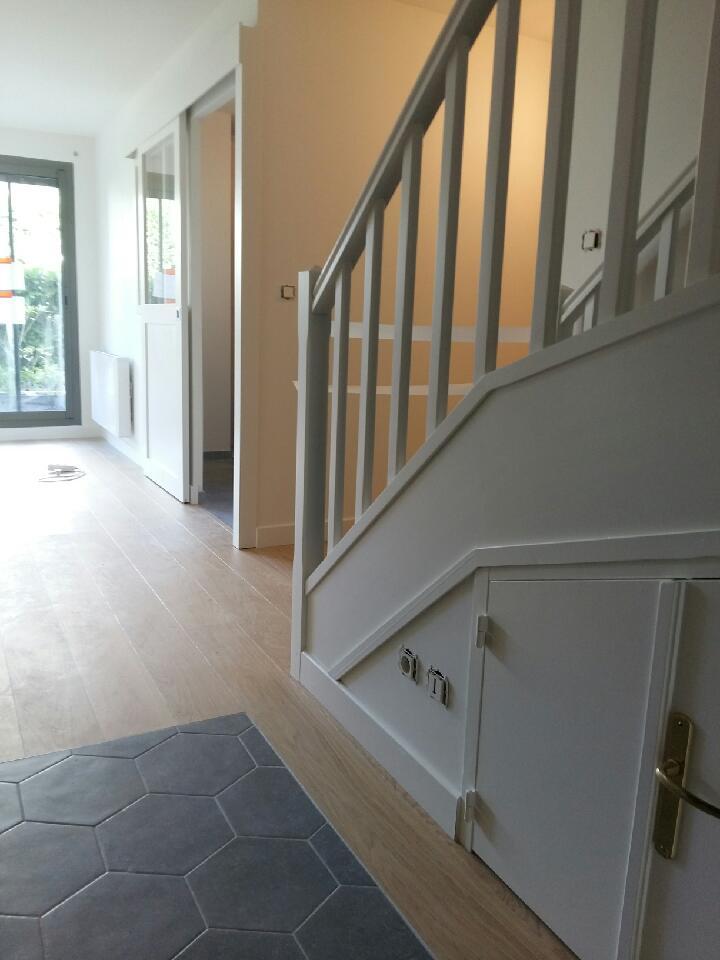 Rénovation appartement Tassin (69)