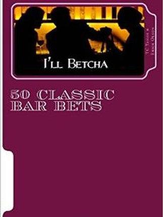 50 classic bar bets book