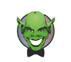 The_Goblin_logo_białe_czarna_muszka.png