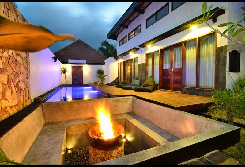 kuta lombok accommodation hotels