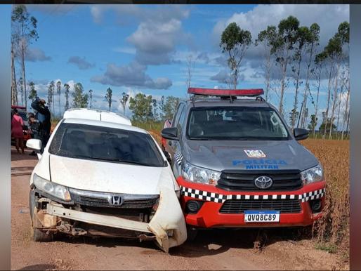 Quatro Criminosos mortos e refém libertada durante ação da PM em Paragominas