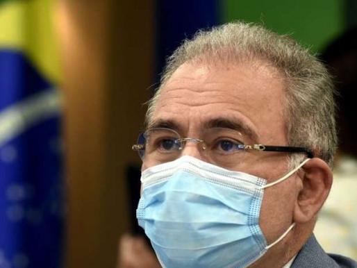 Ministro diz que é possível vacinar toda população brasileira ainda em 2021