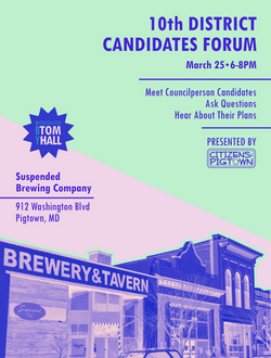 10th District Candidate Forum