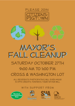 Mayors Fall Cleanup_2018