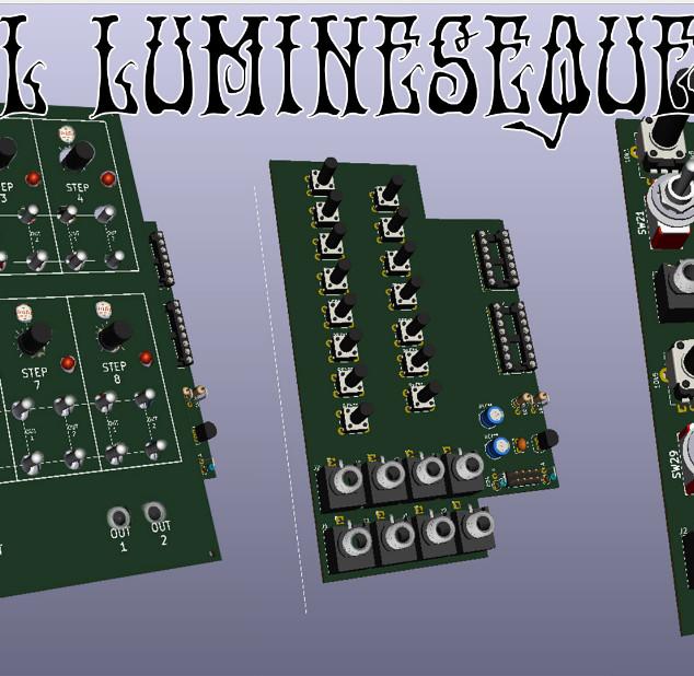 AJ McClure - The Dual Luminesequencer