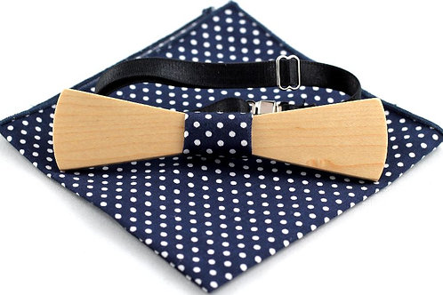 Cyrus Chic (Maple) Set - Skinny Bow Tie