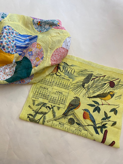 Birds and Circle Quilts