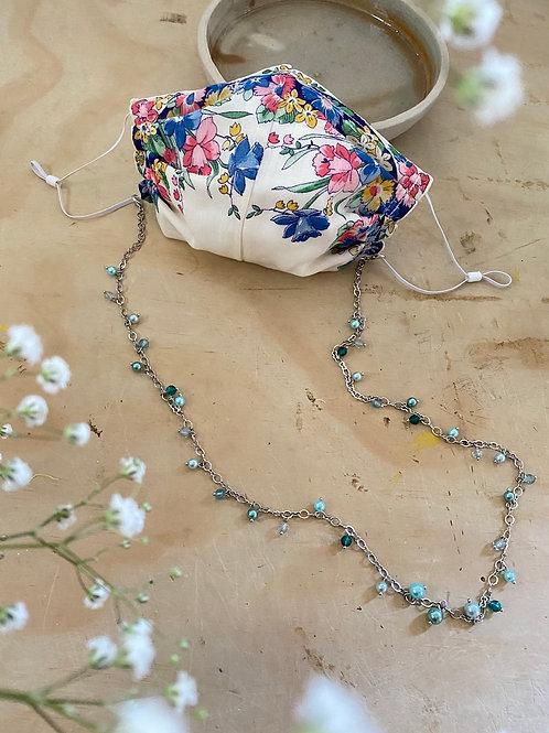 Dainty Dangle Bead Chain