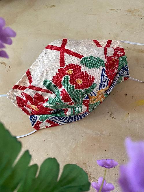 MADE TO ORDER: Cacti Print Mask