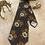 Thumbnail: Vintage Beau Brummel Necktie Made Into A Halo Headband