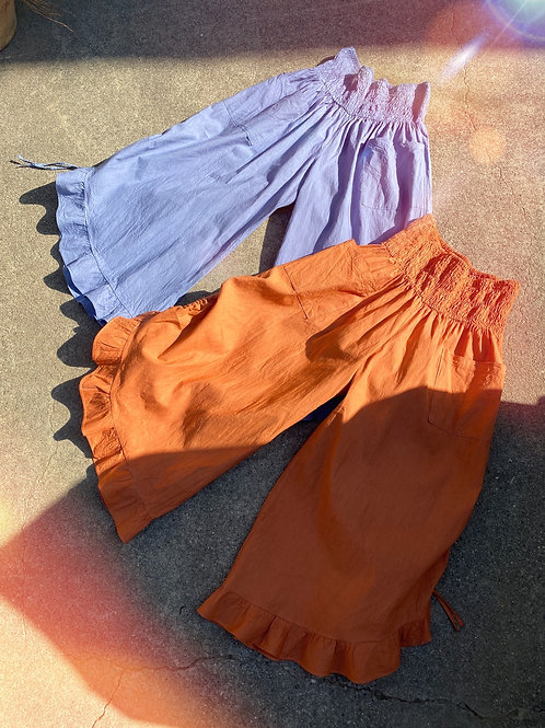 Made To Order Hand-Dyed Lightweight Bloomer Pants