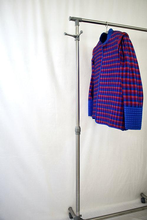 No Brand Quilted Silk Jacket