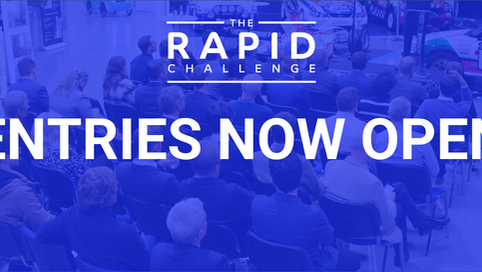 THE RAPID CHALLENGE RETURNS FOR THIRD YEAR