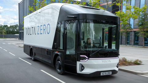 PRODRIVE DELIVERS VOLTA ZERO ELECTRIC TRUCK