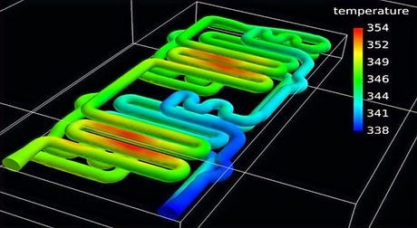 POWER ELECTRONICS COOLING GALLERIES