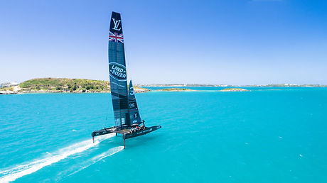 LAND ROVER BAR AMERICA'S CUP