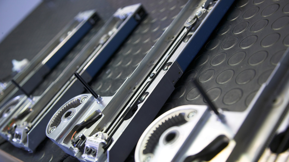 BESPOKE PARTS FROM PRODRIVE