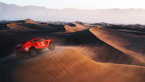 BAHRAIN RAID XTREME TO TACKLE DAKAR 2021 WITH ALL NEW CAR