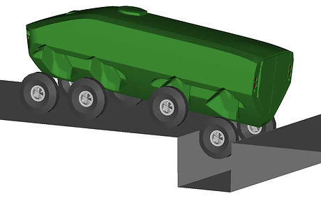 NEW CHASSIS / SUSPENSION APPROACH