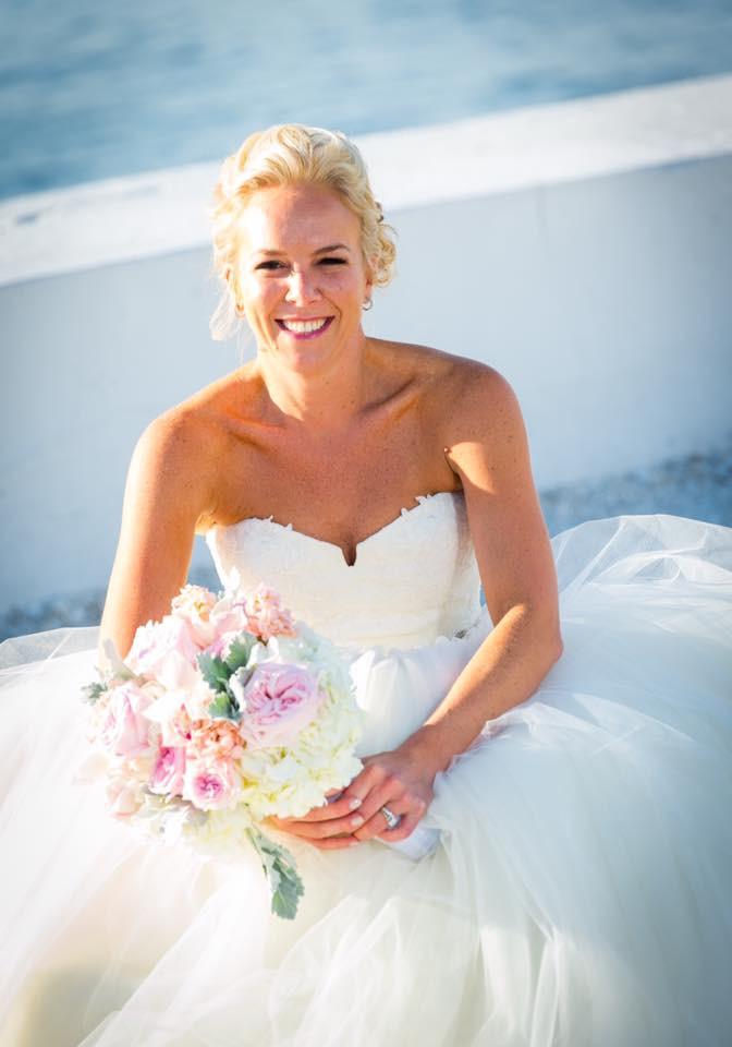 Fabulous wedding flowers designed by Twigs Florist