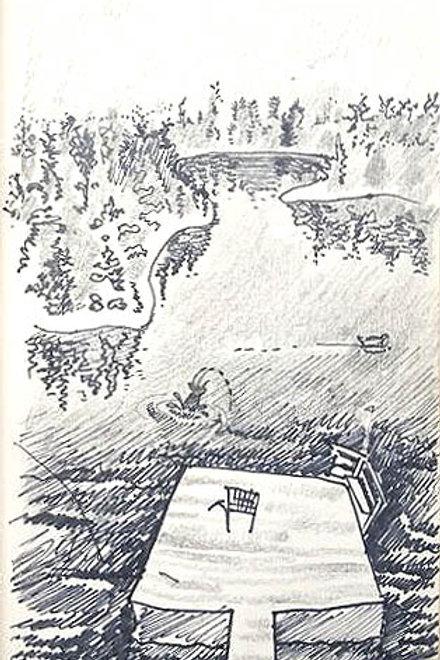 Sketchbook: Lake James