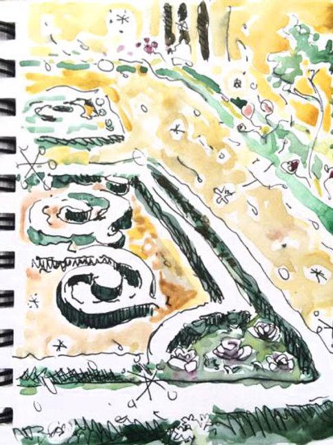 Sketchbook: France No. 23